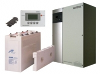 Система для резервного электроснабжения 4 кВт (12 кВт*ч)
