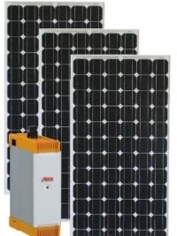 Сетевая солнечная система 500 Вт*ч (2,5 кВт)