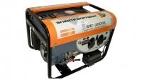 Генератор бензиновый Электроприбор БЭГ-3000Е