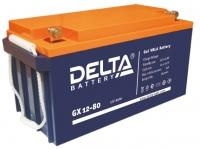 Аккумулятор DELTA GX 12-80