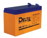 Аккумуляторная батарея Delta HRL 12-7.2
