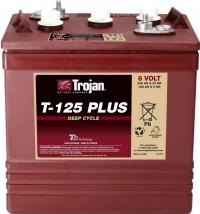 Аккумуляторная батарея TROJAN T-125+