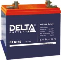 Аккумуляторная батарея Delta GX 12-45 Xpert
