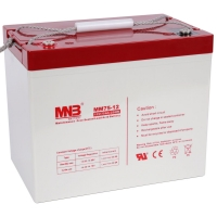 Аккумулятор MHB MM 75-12