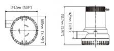 погружной насос SFBP1-G1500-01 12 вольт