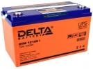 Аккумулятор Delta DTM 12100 I