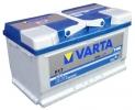 VARTA Blue Dynamic F17 80Ач обратная полярность