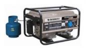 Газовый генератор GENCTAB GSLPG-2500C