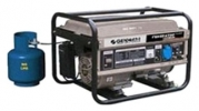 Газовый генератор GENCTAB GSLPG-6500CEH