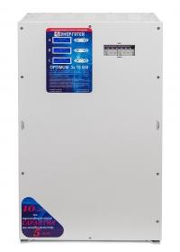 Трехфазный стабилизатор Энерготех OPTIMUM+ 15000х3