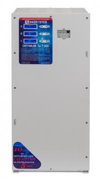 Трехфазный стабилизатор OPTIMUM+ 7500х3