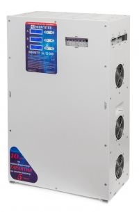 Трехфазный стабилизатор Энерготех INFINITY 12000х3