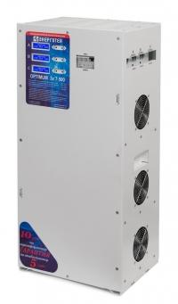 Трехфазный стабилизатор Энерготех OPTIMUM+ 7500(LV)x3