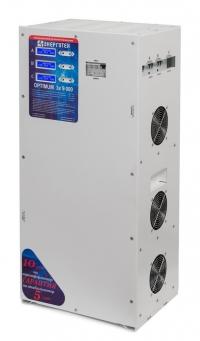 Трехфазный стабилизатор Энерготех OPTIMUM+ 9000(HV)х3