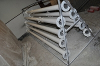 Мачта для ветрогенератора - 9 метров