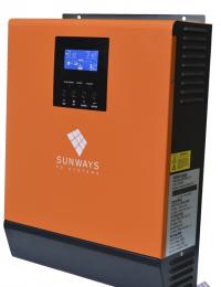Инвертор Sunways UMX-NG 1KVA 24V MPPT