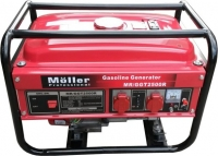 Бензиновая электростанция Moller MR/GGT2500R