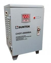 Релейный стабилизатор напряжения SUNTEK 20000 ВА