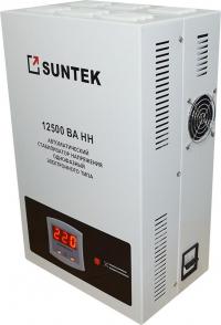 Релейный стабилизатор напряжения расширенного диапазона (90-285В) SUNTEK 12500 ВА НН