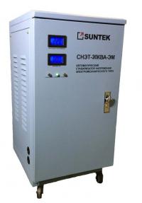 Электромеханический стабилизатор SUNTEK 30000 ВА ЭМ