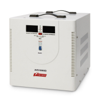 Однофазный стабилизатор напряжения Powerman AVS 10000D