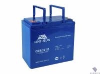 Аккумуляторная батарея AGM OSB 12-55