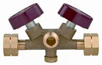 Ручной переключающий клапан