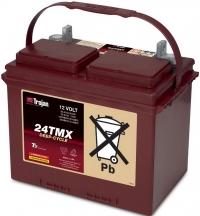 Аккумуляторная батарея Trojan 24TMX