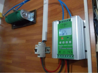 Контроллер заряда MPPT 12/24V 500W