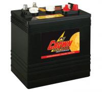 Аккумулятор Crown CR260HD ( 6V 260Ah / 6В 260Ач )