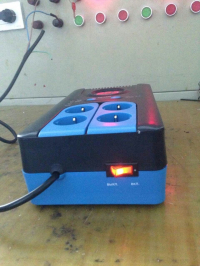 Релейный стабилизатор напряжения SUNTEK PR 1500 ВА