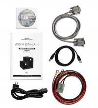 ИБП POWERMAN ONLINE 1000 PLUS с двойным преобразованием (без батарей внутри)