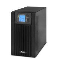 ИБП POWERMAN ONLINE 3000 PLUS с двойным преобразованием (без батарей внутри)