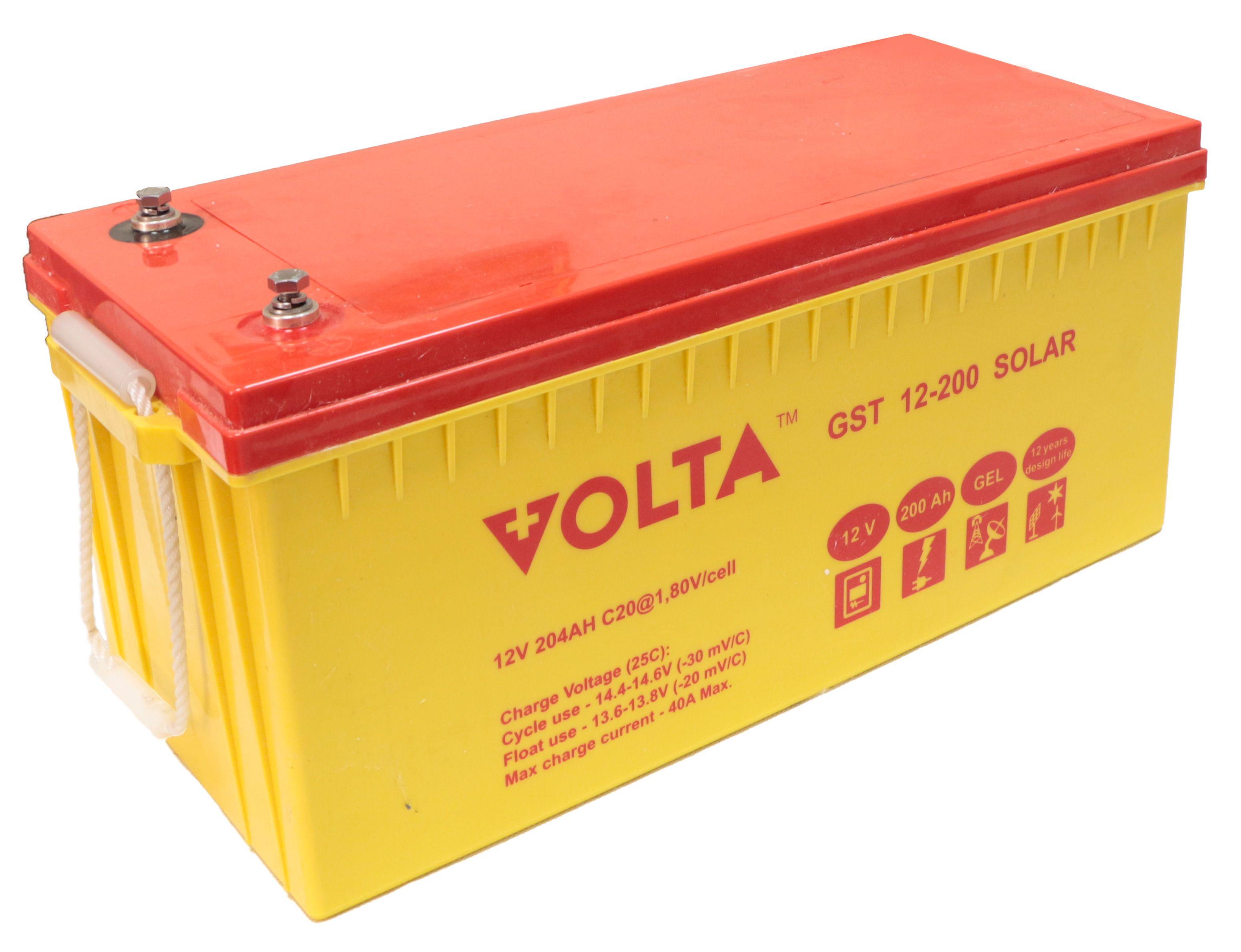 Купить аккумуляторные батареи для солнечного оборудования