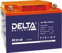 Аккумулятор DELTA GX 12-40