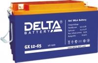 Аккумулятор DELTA GX 12-65