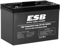 Аккумуляторная батарея ESB HTL12-100