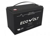 Аккумулятор для ИБП ECOVOLT MLG12-100