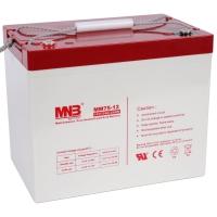 Аккумулятор MNB MM 75-12