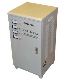Трехфазный стабилизатор напряжения SUNTEK СНТ 30000 ВА