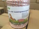 Веревка электропроводная 2мм/6 х 0,15/500 м/8 Ом/72 кг