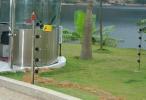 Грозоразрядник высоковольтный - молниеотвод