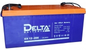 Аккумуляторная батарея DELTA GX 12-200 Xpert