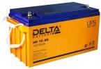 Аккумуляторная батарея Delta HR 12-65