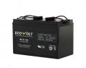 Аккумулятор ECOVOLT ML12-100