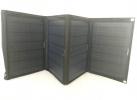 Раскладная солнечная панель Exmork SC50 ватт 12 вольт USB (черный)
