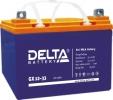 Аккумулятор DELTA GX 12-33 Xpert