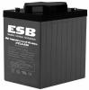 Аккумулятор ESB HTL6-225 ( 6V 225Ah / 6В 225Ач )