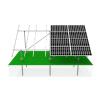 Комплект установки 4-х солнечных батарей на землю
